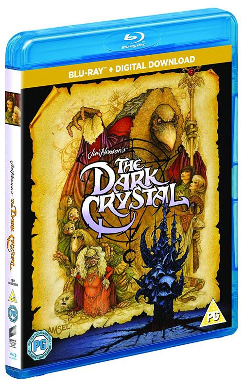 The Dark Crsytal - UK Blu-ray