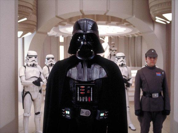 Darth Vader - Top 10 Films
