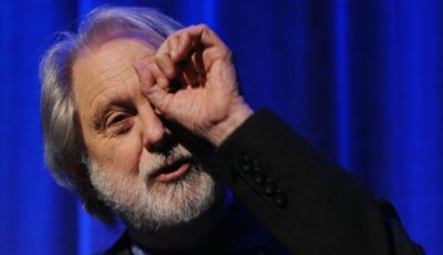 Lord Puttnam Says Cinema Has To Be Careful How It Competes With The Growing Popularity Of Cinematic TV