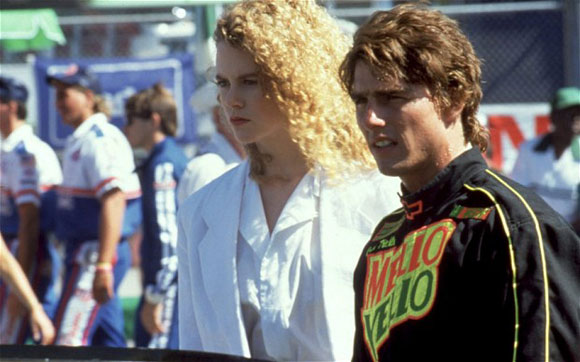 Days of Thunder, Tony Scott, Top 10 Films