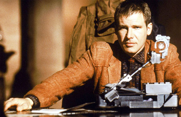 Blade Runner, Harrison Ford, Top 10 Films,
