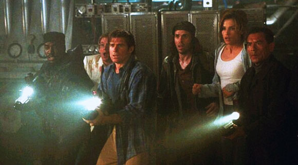 deep rising, stephen sommers, treat williams,
