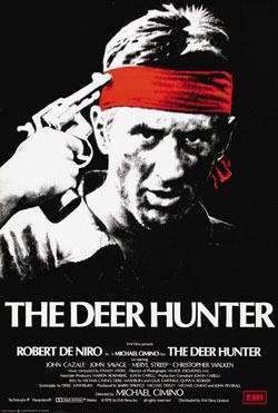 Robert De Niro in Michael Cimino's The Deer Hunter - Top 10 Films