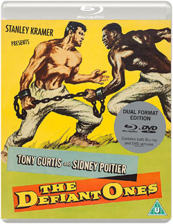 The Defiant Ones - Tony Curtis, Sidney Poitier