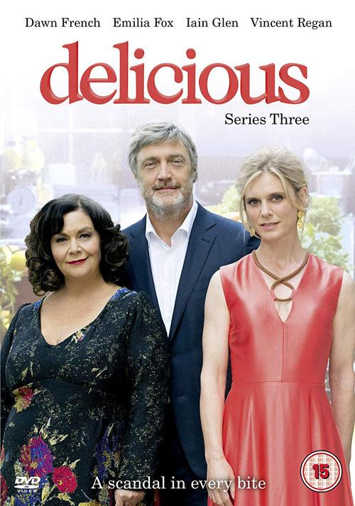 Delicious series 3 DVD