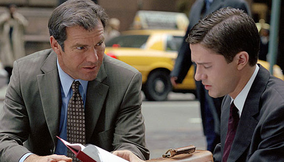 In Good Company - Top 10 Films of Dennis Quaid