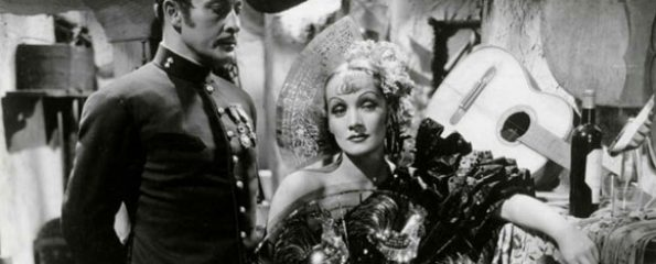 The Devil is a Woman - Marlene Dietrich