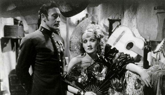 The Devil is a Woman - Marlene Dietrich