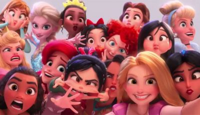 Disney Princesses - Ralph Breaks The Internet