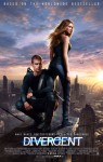 Divergent, Film Poster, Top 10 Films, UK,