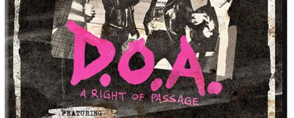 DOA - Right of Passage