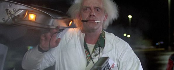Crazy Movie Doctors, Top 10 Films, Doc Brown, Back To The Future,