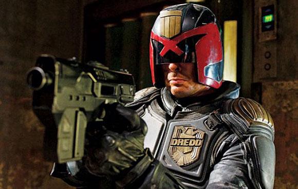 Dredd - Top 10 Films