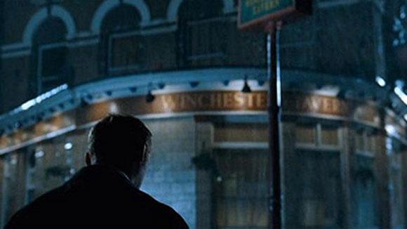 The Winchester Pub, Shaun of the Dead,