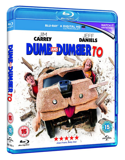 Dumb and Dumber To, Top 10 Films,