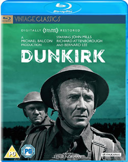 Dunkirk - Leslie Norman, 1958