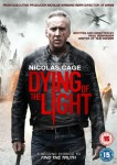 Dying of the Light, UK, DVD, Nicolas Cage