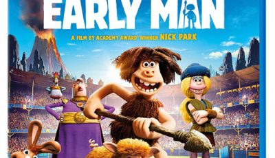 Early Man UK Blu-ray