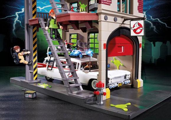 Playmobil - Ecto-1