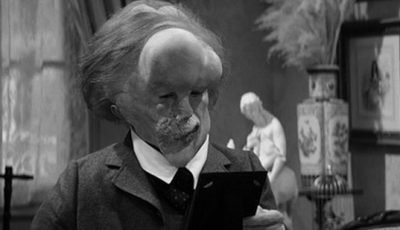John Hurt in The Elephant Man