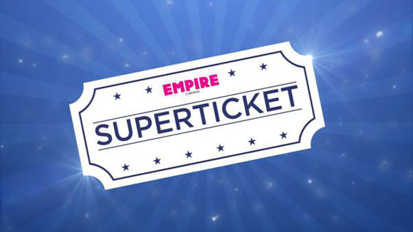 Empire Superticket, Top 10 Films,