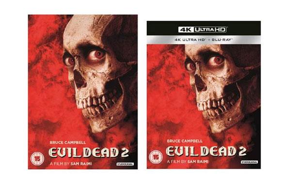 Evil Dead 2 Blu-ray