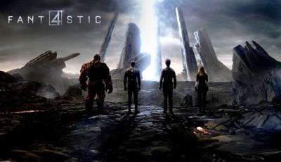 Fantastic Four, 2015, Top 10 Films,