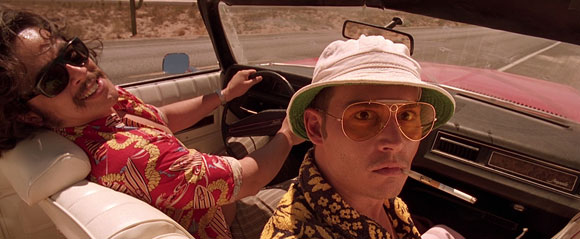 Fear and Loathing In Las Vegas, Johnny Depp, Top 10 Films,