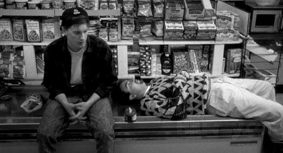 10 Great One Location Films - Clerks
