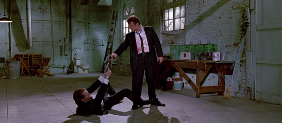 10 Great One Location Films - Reservoir Dogs