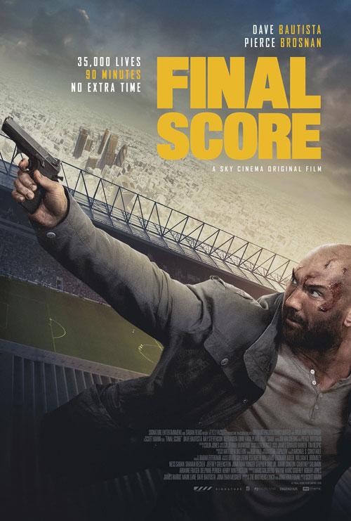 Final Score - Dave Bautista