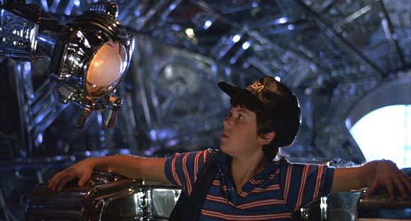 Flight of the Navigator, Film,