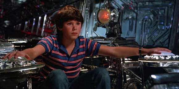 Flight of the Navigator, 1986 - Joey Cramer
