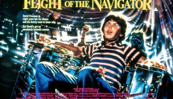Flight of the Navigator, 1986