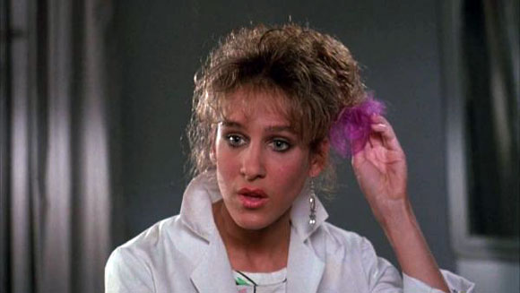 Flight of the Navigator, 1986 - Sarah Jessica Parker