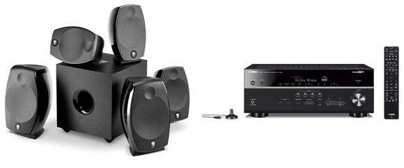 Tech Review: Focal Sib Evo Dolby Atmos 5 1 2 With Yamaha RX