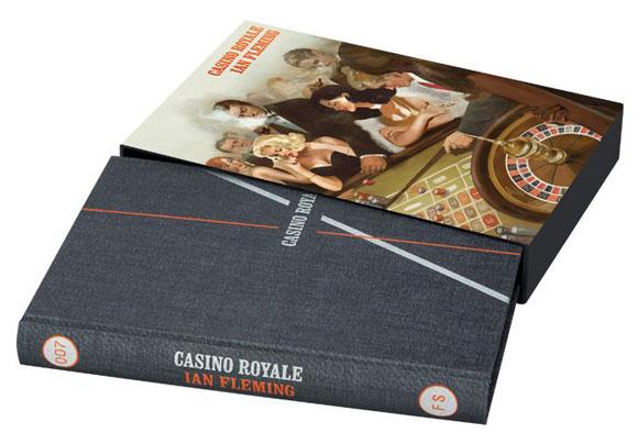 Casino Royale, Folio Societyy Book - Top 10 Films