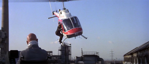 "For Your Eyes Only - James Bond's Best ""Near Death"" Experiences - Top 10 Films"