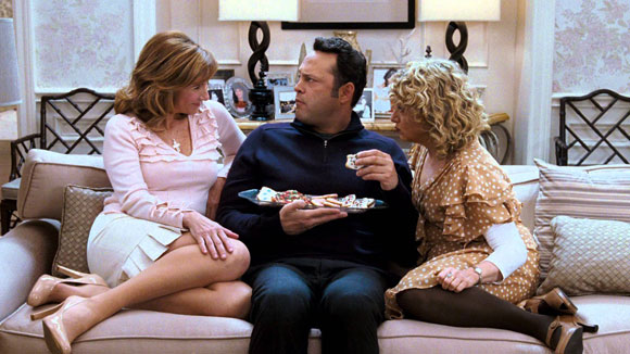 Four Christmasses, Vince Vaughan, Reese Witherspoon,