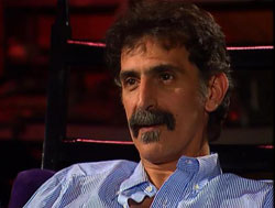 """""""Eat That Question: Frank Zappa In His Own Words"""" Adds Some Worthy Titbits To The Archive"""