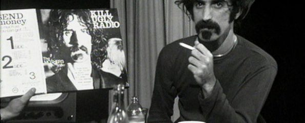 """Eat That Question: Frank Zappa In His Own Words"" Adds Some Worthy Titbits To The Archive"