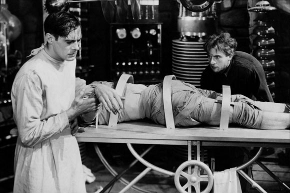 Crazy Movie Doctors, Top 10 Films, Frankenstein,