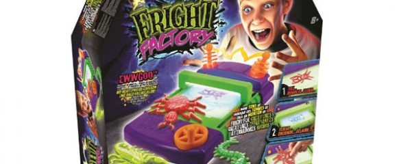Fright Factory Creature Creator Gets Kids Into The Halloween Spirit