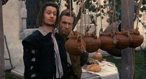 10 Must See Gary Oldman Films You've Probably Never Heard Of - Rosencrantz and Guildenstern Are Dead