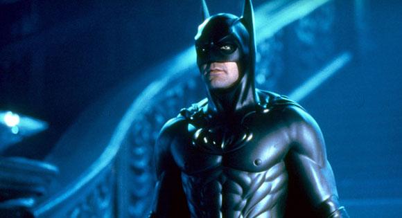 George, Clooney, Batman, Film,