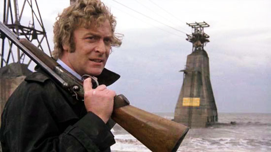Get Carter, Film, Michael Caine