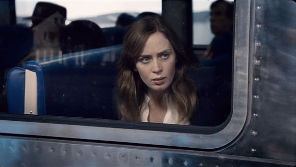 """The Girl On The Train"" Is An Intriguing Suburban Thriller Despite The Spectre Of ""Gone Girl"" Looming Over It"