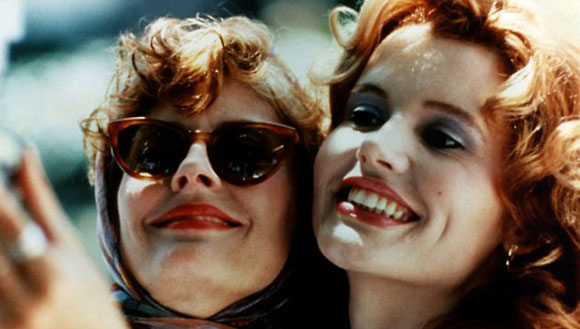 thelma and louise, ridley scott, girl power,