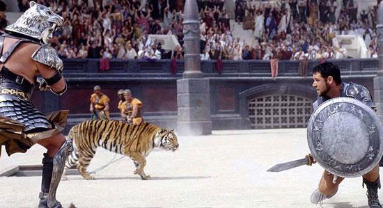 Gladiator, Film, Ridley Scott