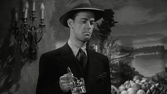 the glass key - alan ladd